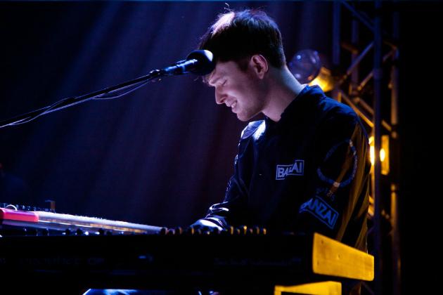 James Blake (A fotó nem a bp.-i koncerten készült)