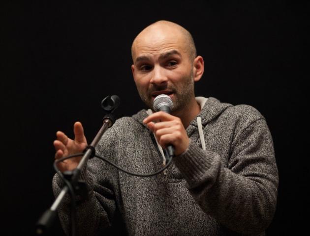 Horváth Kristóf - Színész Bob (Fotó: csanadim.hu)