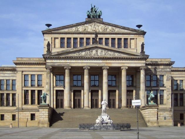 Konzerthaus Berlin (Fotó: en.wikipedia.org)