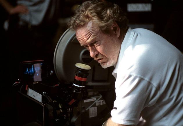 Ridley Scott (Fotó: geeknation.com)