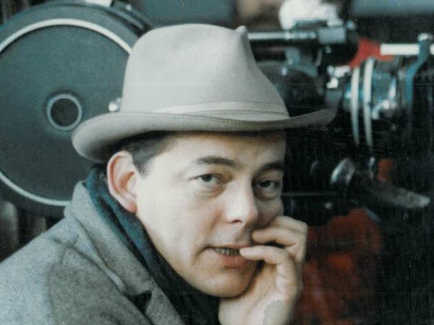 Xantus János (Fotó: filmacademy.hu)