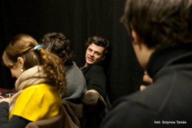 Budapesten tartott kurzust Paolo Antonio Simioni 2010-ben (Fotó: Solymos Tamás)