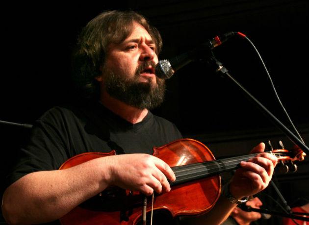 Kiss Ferenc, az Etnofon Zenei Társulás alapítója