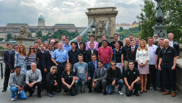 Idén júniusban a Puli látta vendégül a verseny szervezőit és a versenytársakat: Google Lunar XPRIZE Team Summit 2014, Budapest
