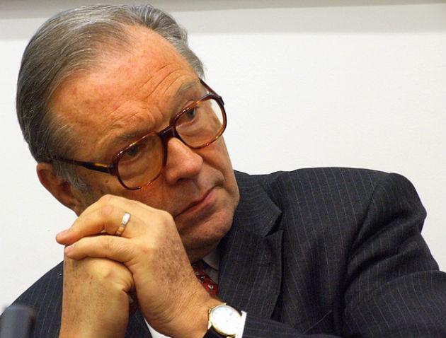 Krzysztof Zanussi (Fotó: Wikipedia/Dawid Skoblewski)