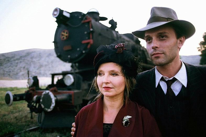 A Mavi sürgün (The Blue Exile) szereplőjeként – 1993