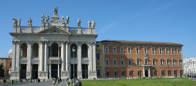 A római lateráni Szent János bazilika