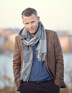 Arne Dahl (Fotó: scolar.hu)