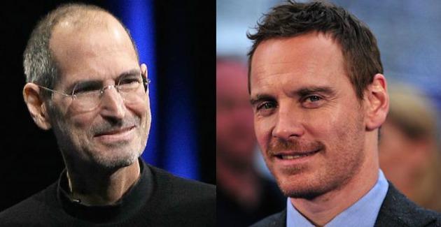 Végül Michael Fassbender alakítja Steve Jobs karakterét (Fotó: cinema.excite.it)