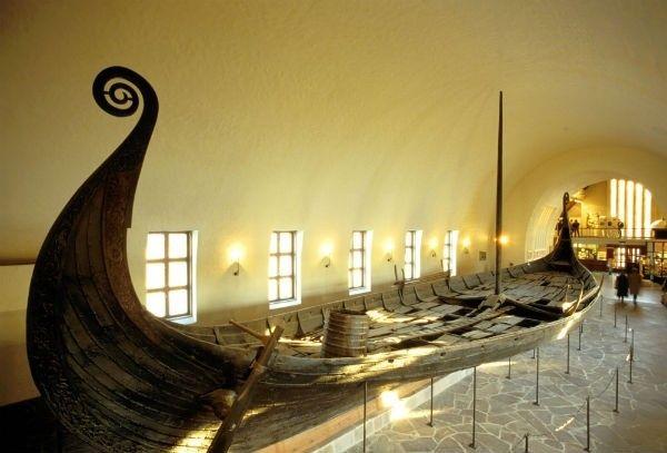 Viking hajó (Fotó: AFP/Hirado.hu)