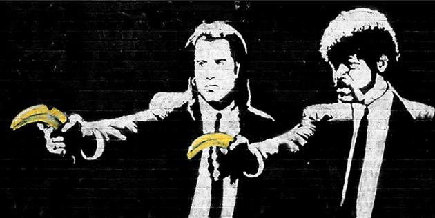 Ponyvaregény Banksy módra