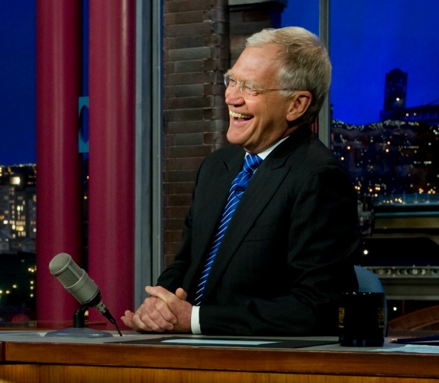 Dave Letterman (Fotó: en.wikipedia.org)