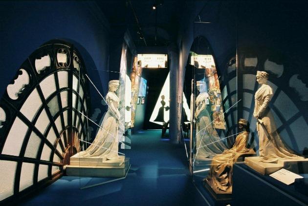 Sisi Múzeum (Fotó: © Schloß Schönbrunn Kultur- und Betriebsges.m.b.H. / Edgar Knaack)