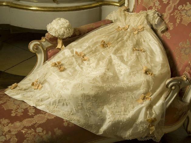 Sisi ruhája (Fotó: © Schloß Schönbrunn Kultur- und Betriebsges.m.b.H.)