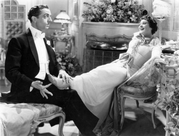 William Powell oldalán A nagy Ziegfeld című filmben (Fotó: theredlist.com)ld directed by Robert Z. Leonard,