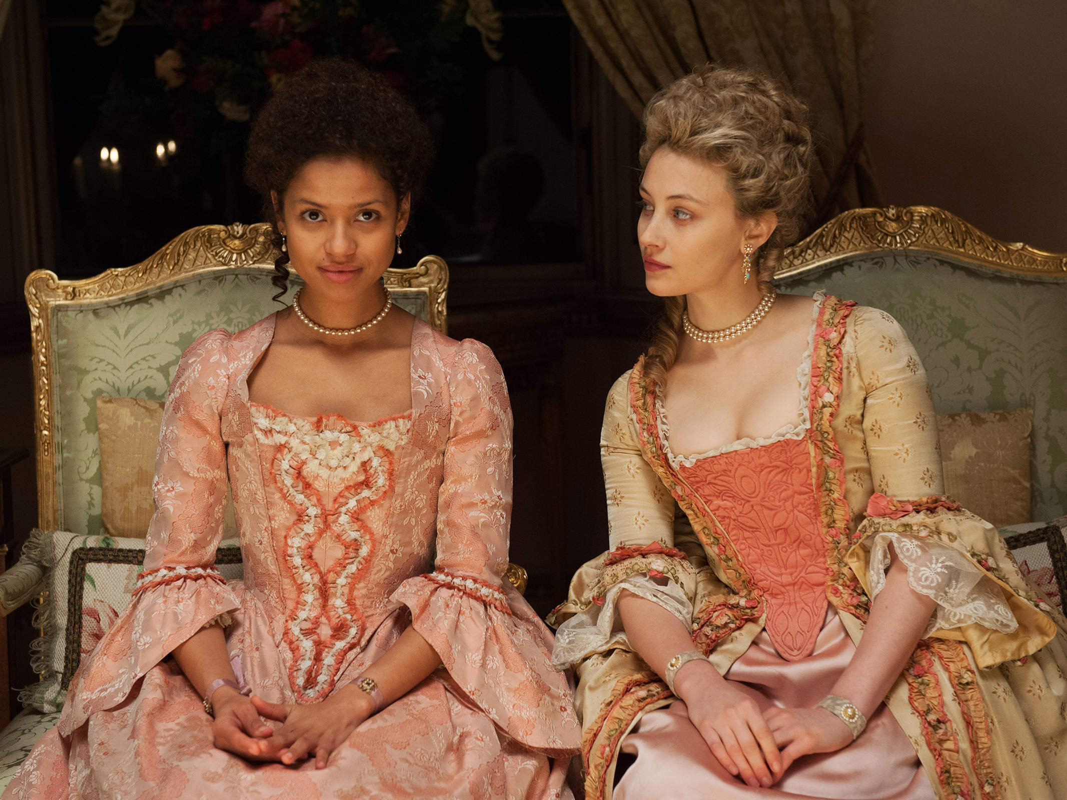 Jelenet a Belle című filmből