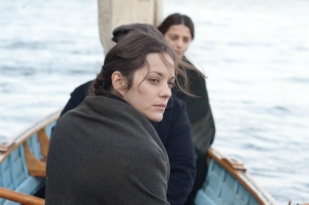 Marion Cotillard a The Immigrant című filmben (Fotó: screenfellows.com)