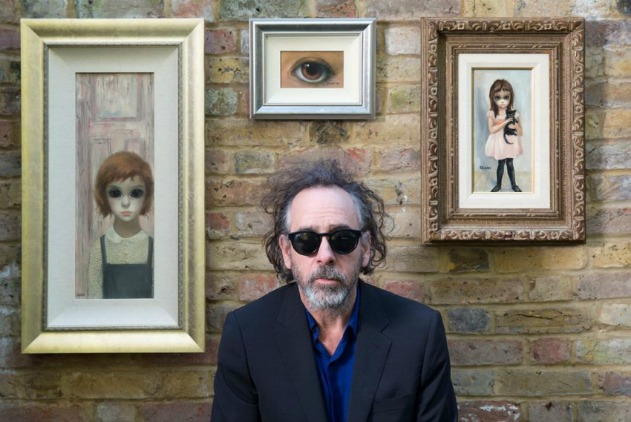 Tim Burton (Fotó: mozi-dvd.hu)