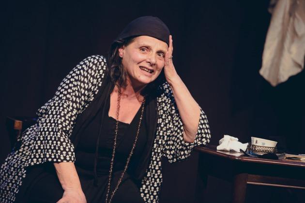 Lázár Kati a Kripli Mari című darabban