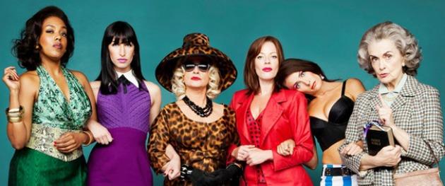 A Broadway változat színésznői (Fotó: broadway.com)