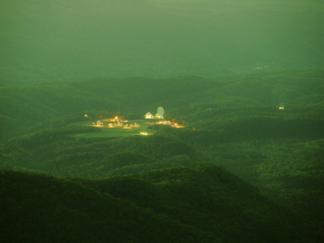 Trevor Paglen: They Watch the Moon, 2010