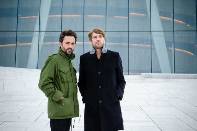 Erik Hemmendorff és Ruben Östlund (Fotó: commons.wikimedia.org)