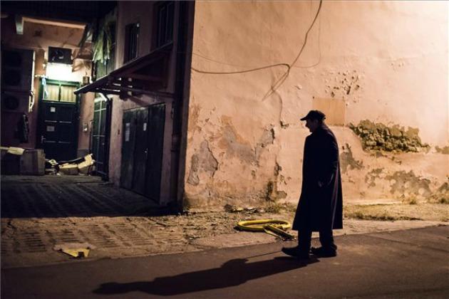 Balázs Attila: Egy hajléktalan karácsonya