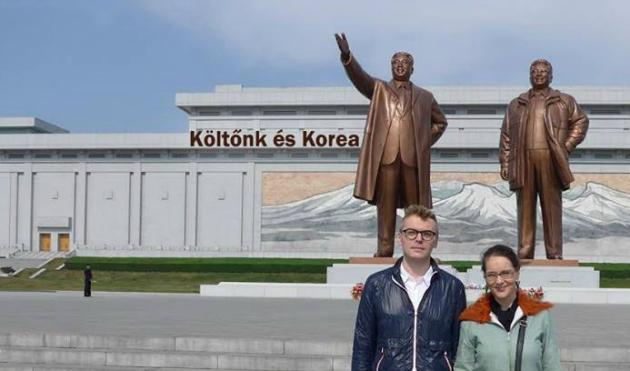 karafiáth orsolya észak korea