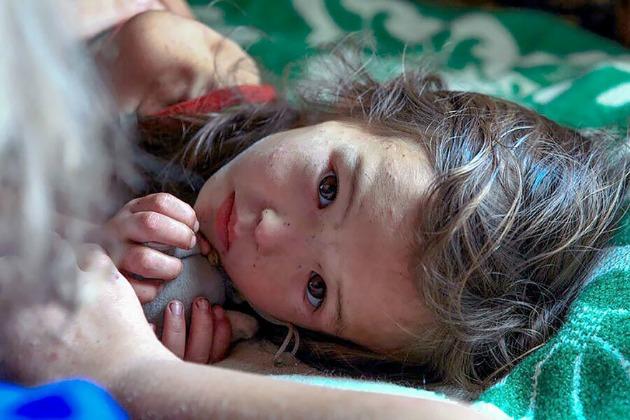 Kislány, aki túlélt 11 napot egy szibériai erdőben