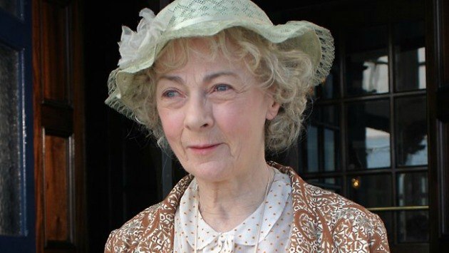 Geraldine McEwan Miss Marple szerepében (Fotó: pasgroup.com)