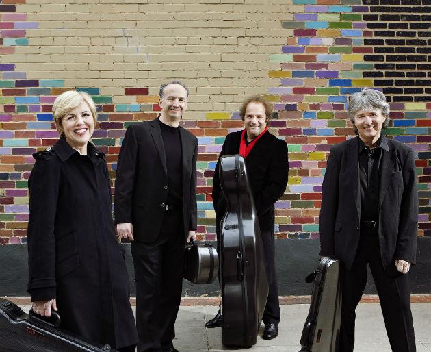 Takács Kvartett (Fotó: Keith Saunders)