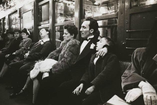 Fotó: Stanley Kubrick: New York, 1946