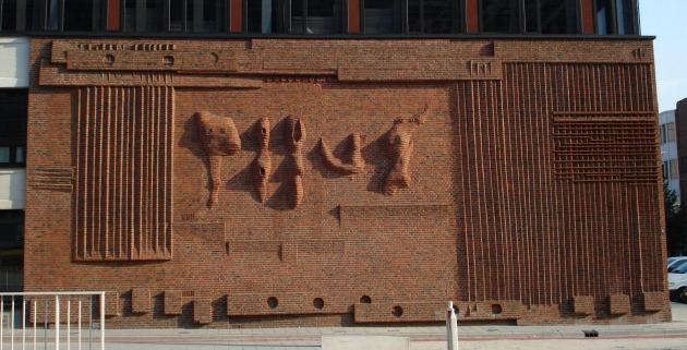 Wall Relief no.1, Rotterdam (Fotó: wikimedia.org)