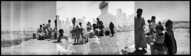 Sylvia Plachy: Délibáb a sivatagban (1991)