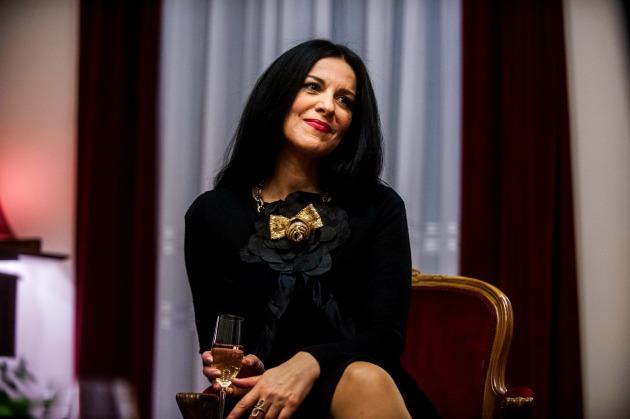 Angela Gheorghiu világhírű szoprán Budapesten (MTI Fotó: Marjai János)