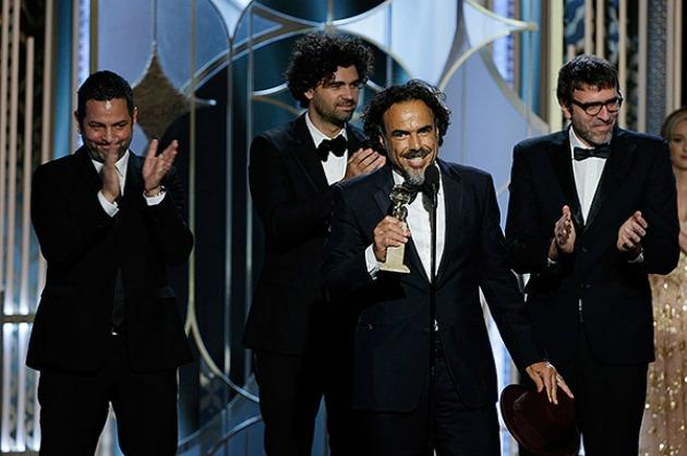 Alejandro González Iñárritu (Fotó: mx.hola.com)
