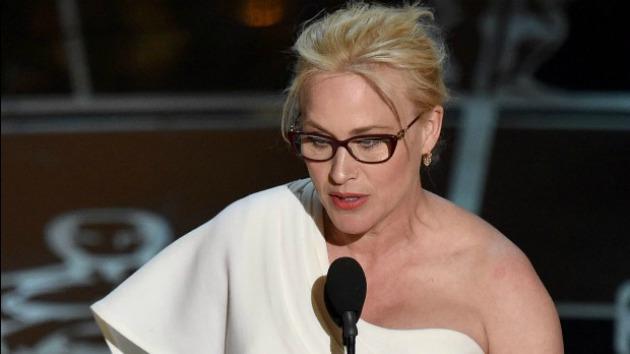 Patricia Arquette (Fotó: MTI/AP/Invision/John Shearer)