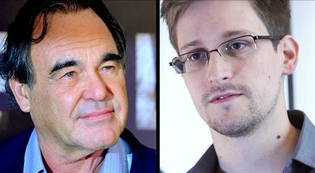 Oliver Stone - Edward Snowden (Fotó: actucine.com)