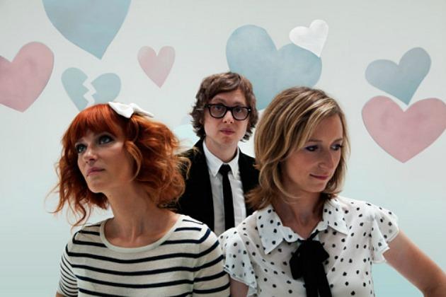 The Singles - az eredeti (Fotó: thetimemachineradioshow.blogspot.com)