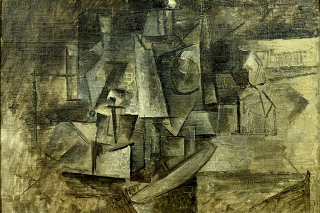 Picasso: La Coiffeuse
