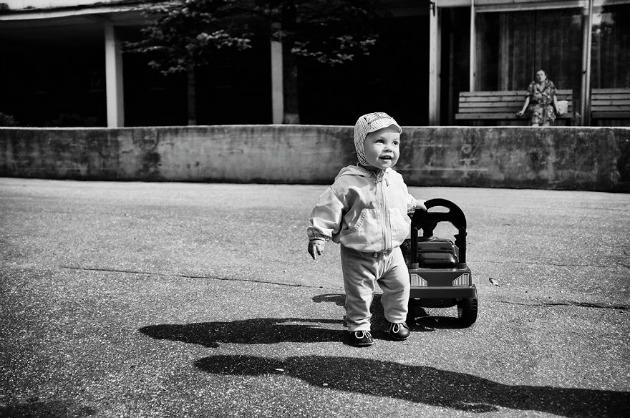 1 éves Alexander - A kocsik a szenvedélyünk: az anyuka szavai (Fotó: Keen Heick-Abildhauge)