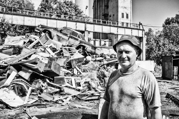 42 éves Luschik - Fizetésemelést szeretnék (Fotó: Keen Heick-Abildhauge)
