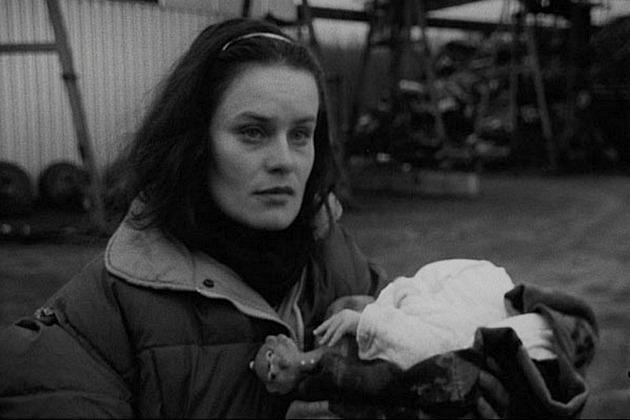 Jelenet Kristóf György Hranice (Határok) című 2009-es rövidfilmjéből