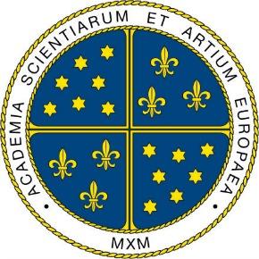 Az Európai Tudományos és Művészeti Akadémia logója