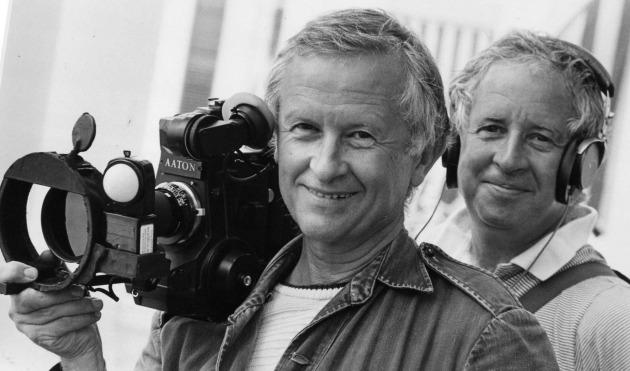 Albert és David Maysles (Fotó: filmschoolthrucommentaries.wordpress.com)