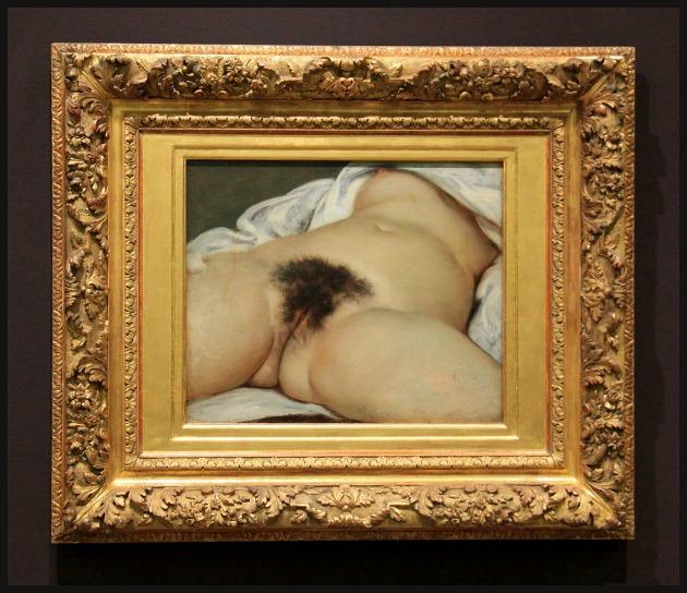 Gustave Courbet: A világ eredete