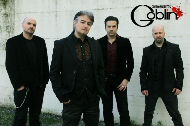Claudio Simonetti és bandája