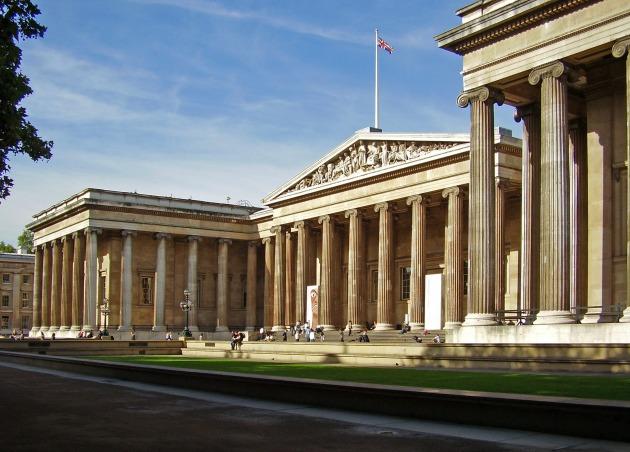 British Museum (Fotó: commons.wikimedia.org)