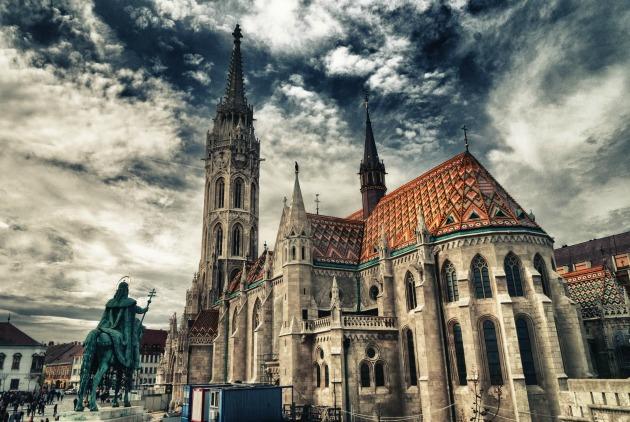 Mátyás templom (Fotó: indafoto.hu)