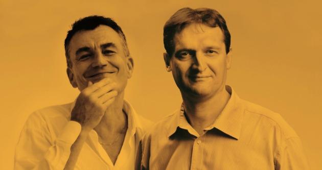 Dresch Mihály és Vizeli Balázs